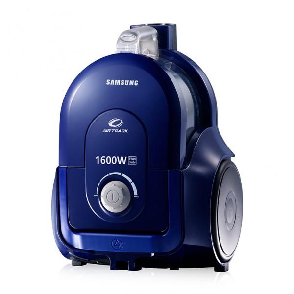 SAMSUNG Usisivač VCC4320S3A 1600W, posuda, plavi