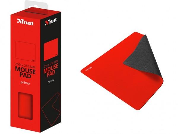 Trust Primo Summer podloga za miš crvena