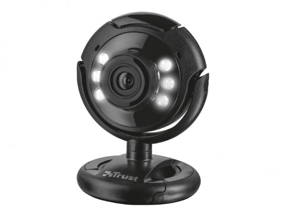 Trust SpotLight Pro Webcam with LED lights