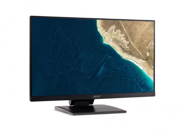 Acer Monitor 23.8'' UT241YBMIUZX (UM.QW1EE.001) Touch IPS FHD VGA HDMI Tilt