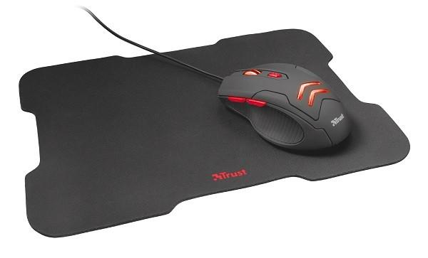 Ziva gaming miš sa podlogom