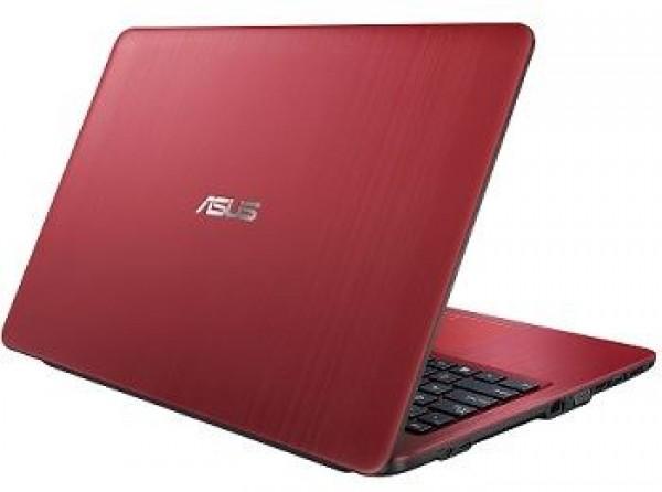 ASUS Laptop X541NA-GO134 15.6'' Intel Celeron N3350 4GB 500GB Intel HD 500 Crveni