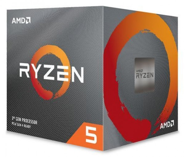 AMD Ryzen 5 3600X 6C 3.8GHz (4.4GHz) Box AM4 Procesor