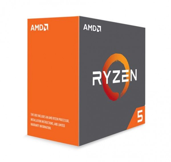 AMD Ryzen 5 1600X AM4 Procesor