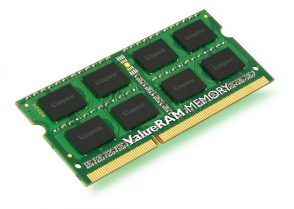 Kingston SODIMM DDR3L 2GB 1600MHz (KVR16LS11S6/2)