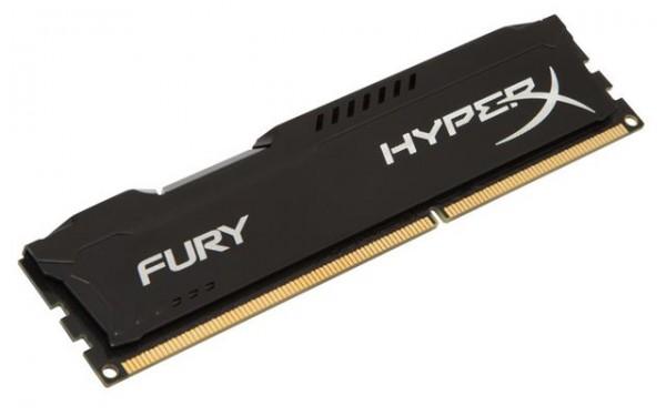 Kingston DDR3 8GB 1600MHz HyperX Fury (HX316C10FB/8)