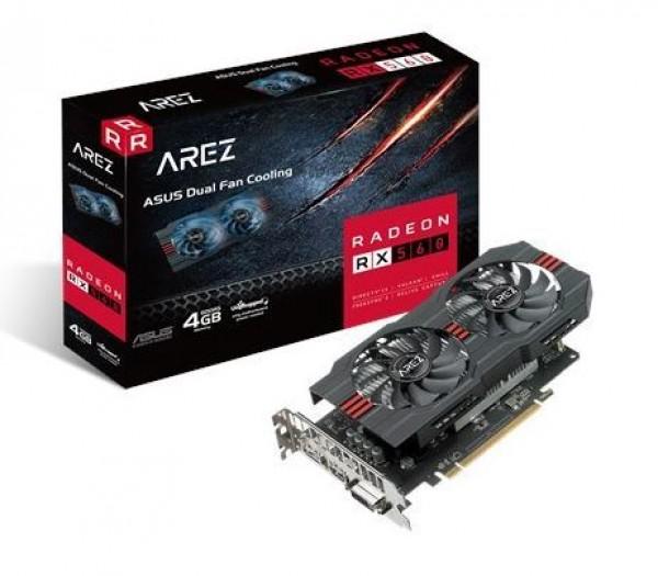 ASUS Radeon RX 560 4GB (AREZ-RX560-4G-EVO) Grafička kartica
