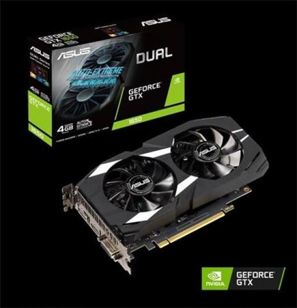 ASUS nVidia GTX 1650 4GB (DUAL-GTX1650-4G) Grafička kartica