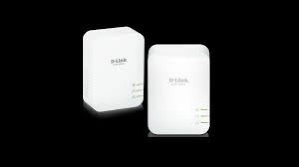 D-Link Powerline bežični Ethernet adapter kit DHP-601AVE