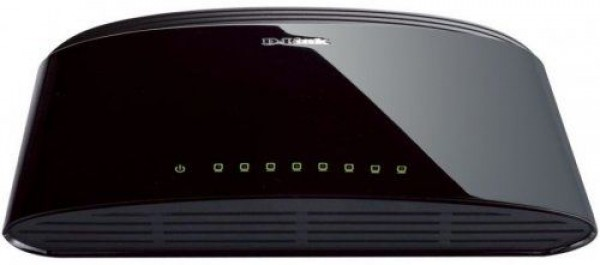 D-Link Switch SOHO DES-1008D