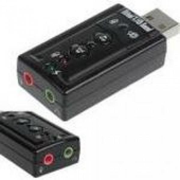 LINKOM Zvučna kartica USB 2.0  7.1ch