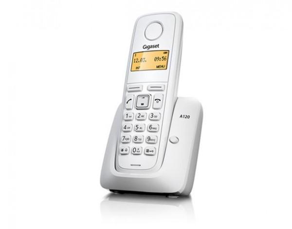 GIGASET Telefon A120 white