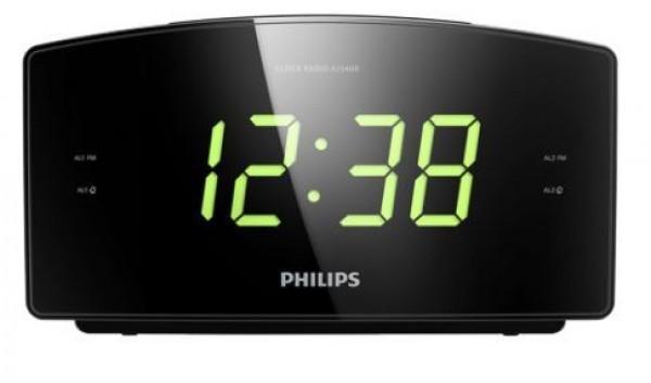 PHILIPS radio budilnik AJ340012