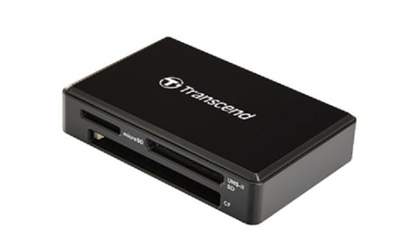 Transcend Čitač kartica ALL IN 1(USB 3.1) RDF9K2 TS