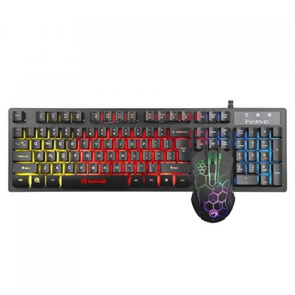MARVO KM409 US Gaming set tastatura + miš