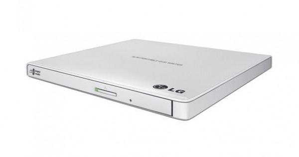 LG Eksterni DVD rezač GP57EW40 USB Slim White