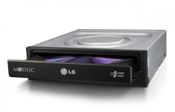 LG DVD rezač GH24NSD1 SATA Bulk Black 24x