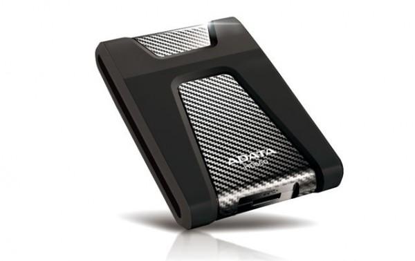 Adata Eksterni HDD 1TB DashDrive HD650 crni, USB 3.1