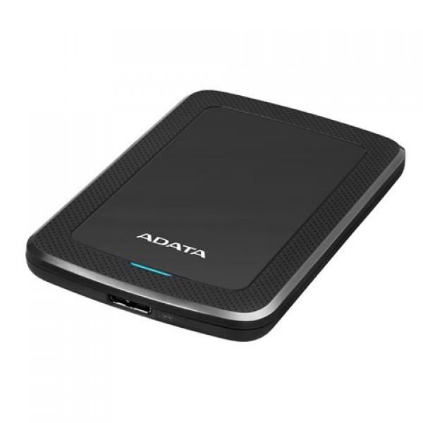 Adata Eksterni HDD  1TB 2,5'' USB 3.0 crni AHV300-1TU31-CBK