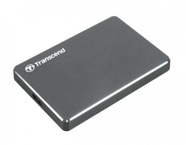 Transcend Eksterni HDD  2TB StoreJet TS2TSJ25C3N