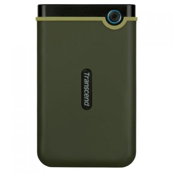 Transcend Eksterni HDD  2TB 2.5'' USB 3.1 TS2TSJ25M3G Military Green