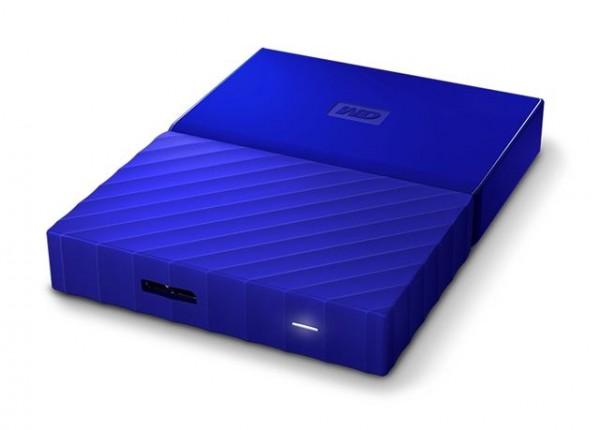 WD Eksterni HDD My Passport Blue 2TB