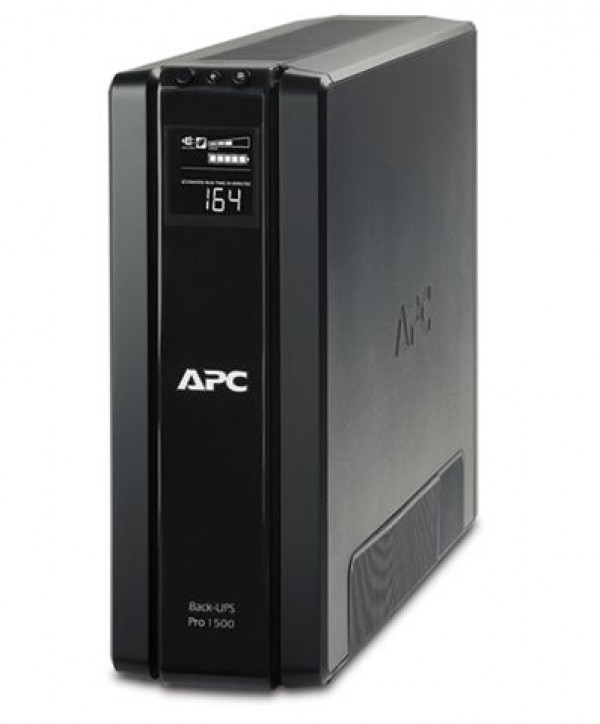 APC UPS Back BR1500G-GR
