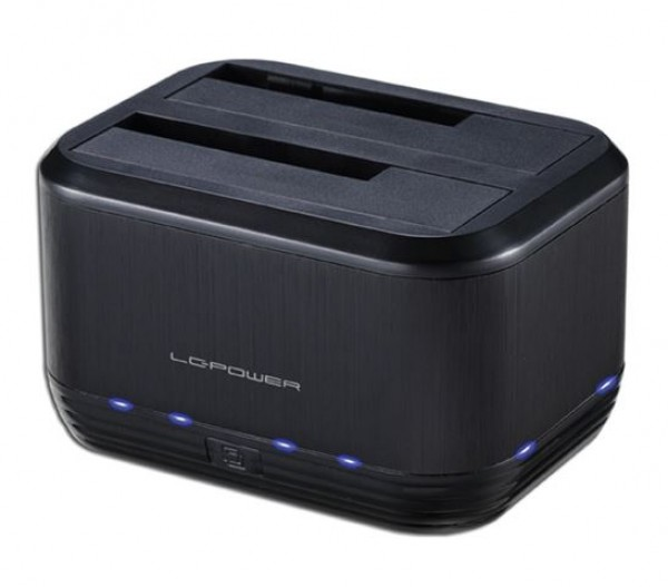 LC-Power LC-DOCK-U3-III HDD docking station