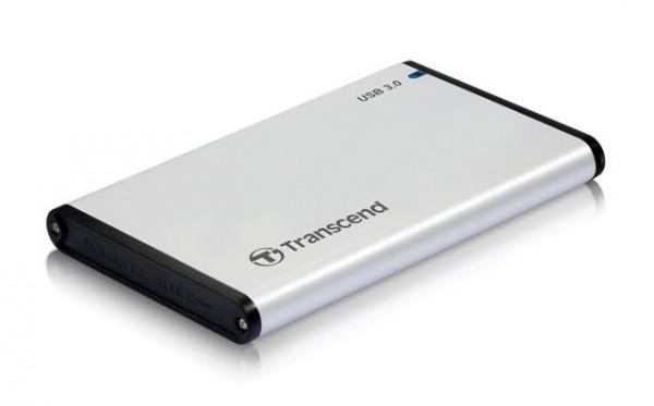 Transcend HDD Rack 2.5 USB3.1 ALU TS