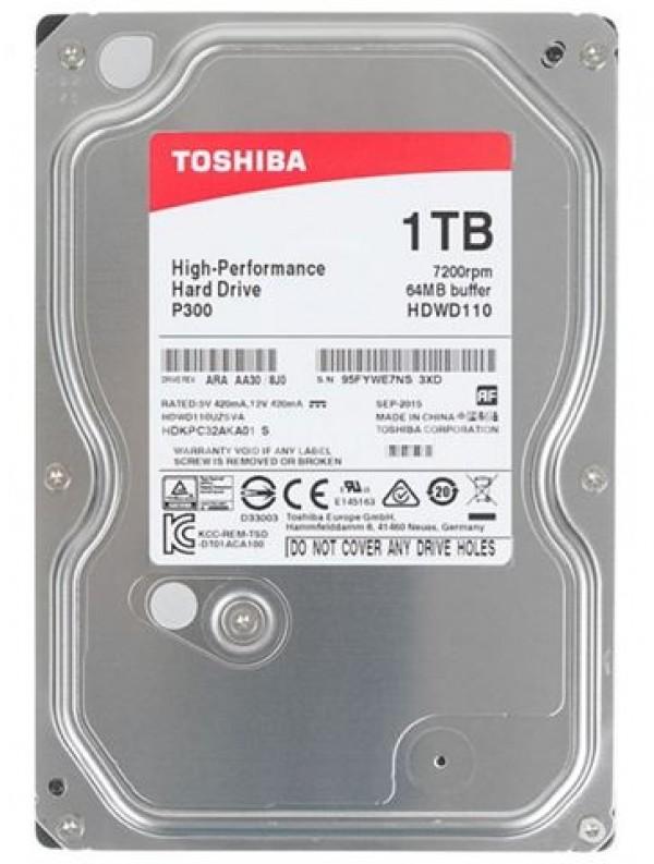 Toshiba P300 1TB 3.5''