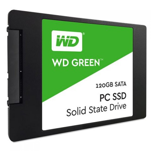 WD Green SSD 120GB NAND 2.5'' WDS120G2G0A