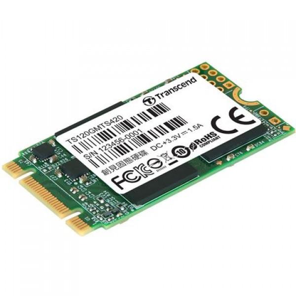 Transcend SSD M.2 120GB TS120GMTS420S