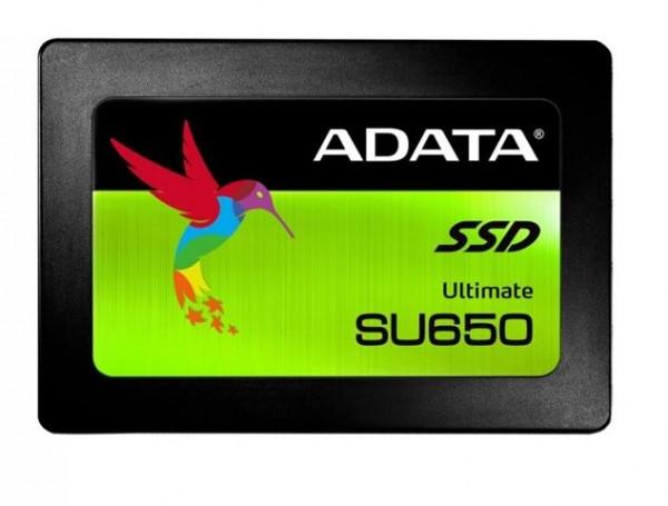 Adata SSD 60GB SU650 SATA 3D Nand ASU650SS-60GT-C