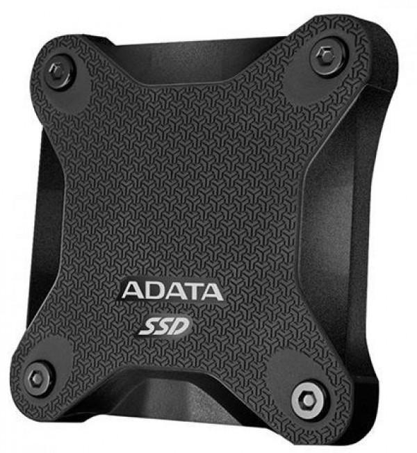 Adata Eksterni SSD  240GB ASD600Q-240GU31-CBK crna