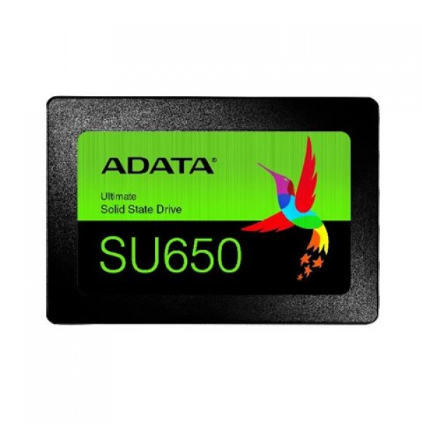 Adata SSD 240GB SU650 3D Nand ASU650SS-240GT-R