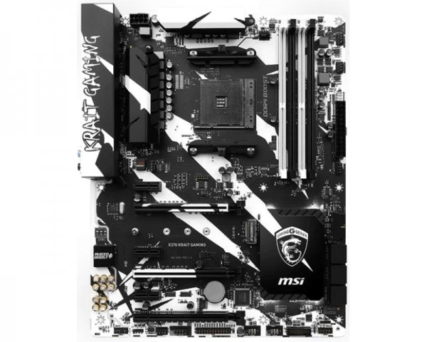 OUTLET MSI X370 KRAIT GAMING bulk