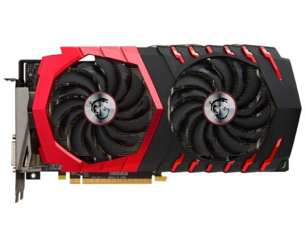 OUTLET MSI AMD Radeon RX 480 4GB 256bit RX 480 GAMING X 4G bulk