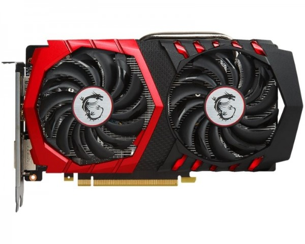 OUTLET MSI nVidia GeForce GTX 1050 2GB 128bit GTX 1050 GAMING X 2G bulk