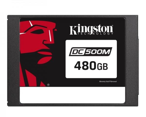 KINGSTON 480GB 2.5'' SEDC500M480G SSDNow DC500 series