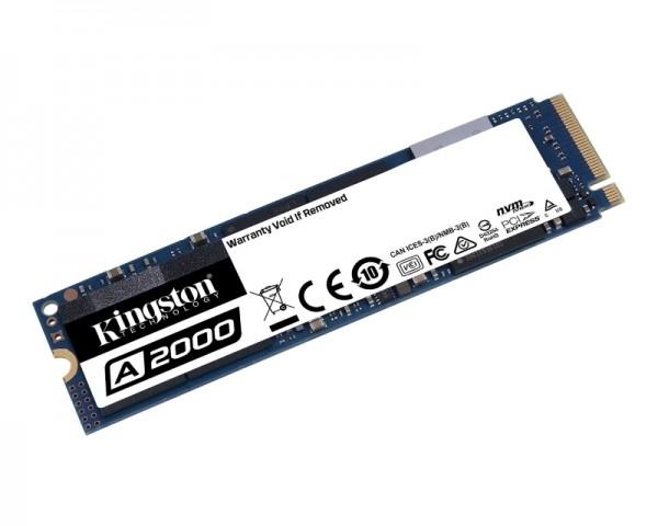 KINGSTON 250GB M.2 NVMe SA2000M8250G SSD A2000 series