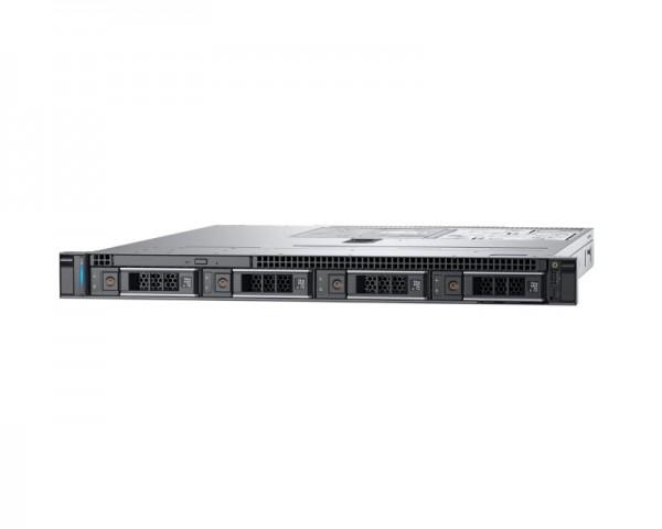DELL PowerEdge R340 Xeon E3-2124 4C 1x8GB H330 1TB SATA 350W (1+0) 3yr NBD + Sine za Rack
