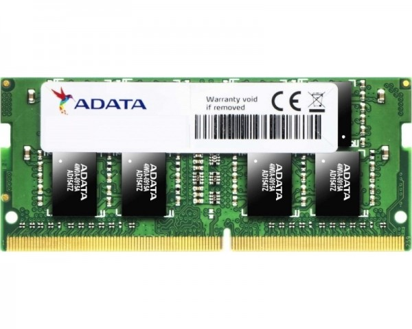 A-DATA SODIMM DDR4 4GB 2400Mhz AD4S2400W4G17-R
