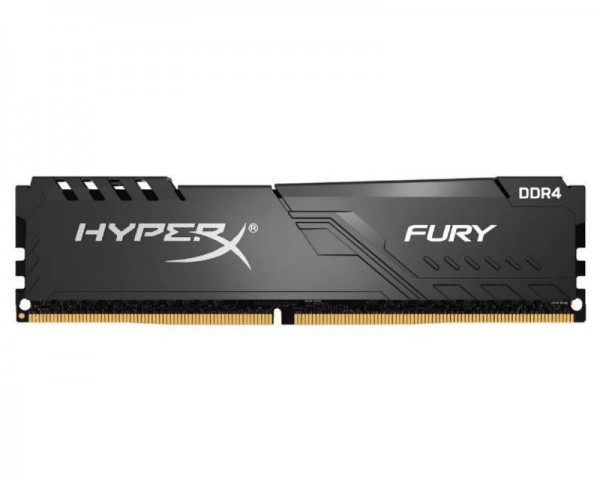 KINGSTON DIMM DDR4 4GB 3000MHz HX430C15FB34 HyperX Fury Black