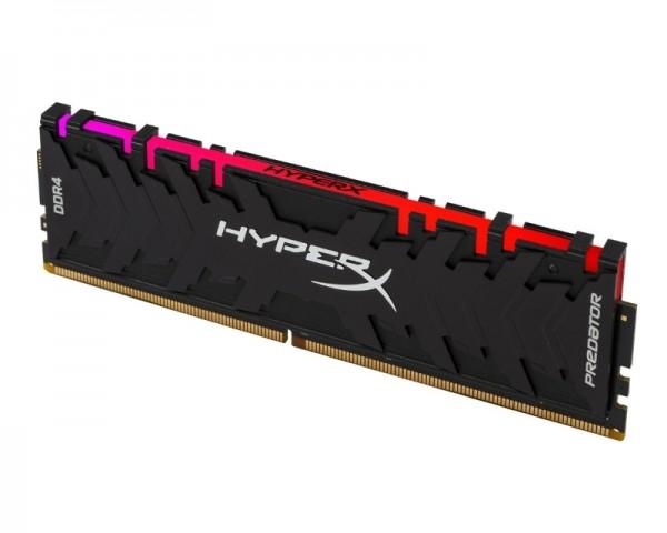 KINGSTON DIMM DDR4 8GB 3600MHz HX436C17PB4A8 HyperX XMP Predator RGB