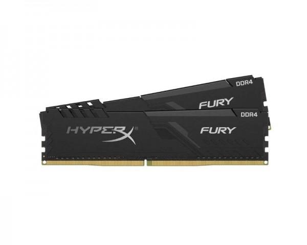 KINGSTON DIMM DDR4 32GB (2x16GB kit) 3000MHz HX430C15FB3K232 HyperX Fury Black