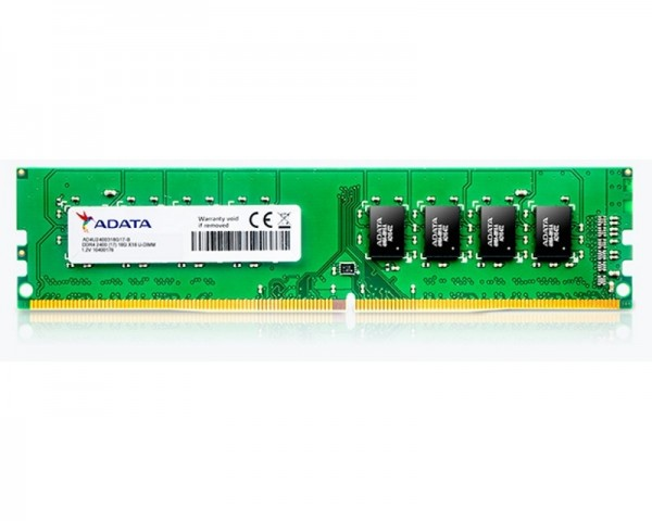 A-DATA DIMM DDR4 4GB 2400MHz AD4U2400J4G17-B bulk