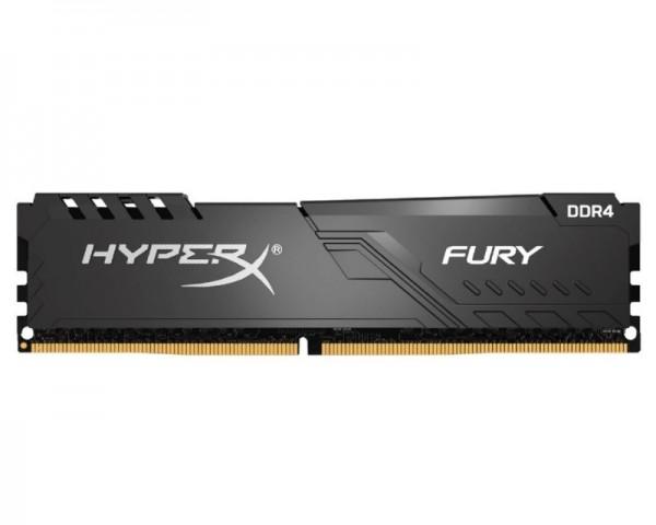 KINGSTON DIMM DDR4 16GB 2400MHz HX424C15FB316 HyperX Fury Black
