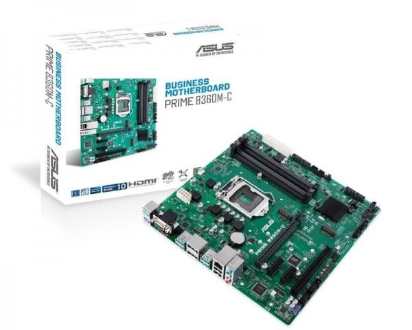 ASUS PRIME B360M-CCSM