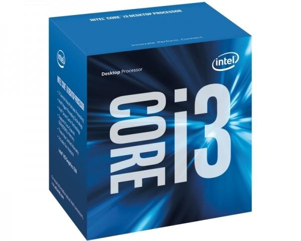 INTEL Core i3-7100 2-Core 3.9GHz Box
