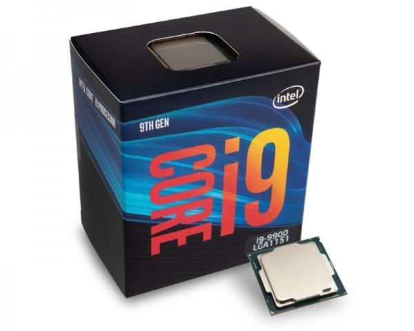 INTEL Core i9-9900 8-Core 3.1GHz (5.0GHz) Box